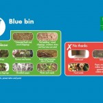 what to recycle in blue bin Knowsley