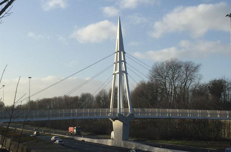 Greystone Footbridge