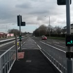 Road improvements around Knowsley Business Park