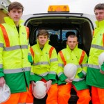 Young people in Knowsley start appprenticeships with Tarmac