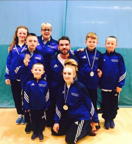 Liverpool Elite Taekwondo Squad