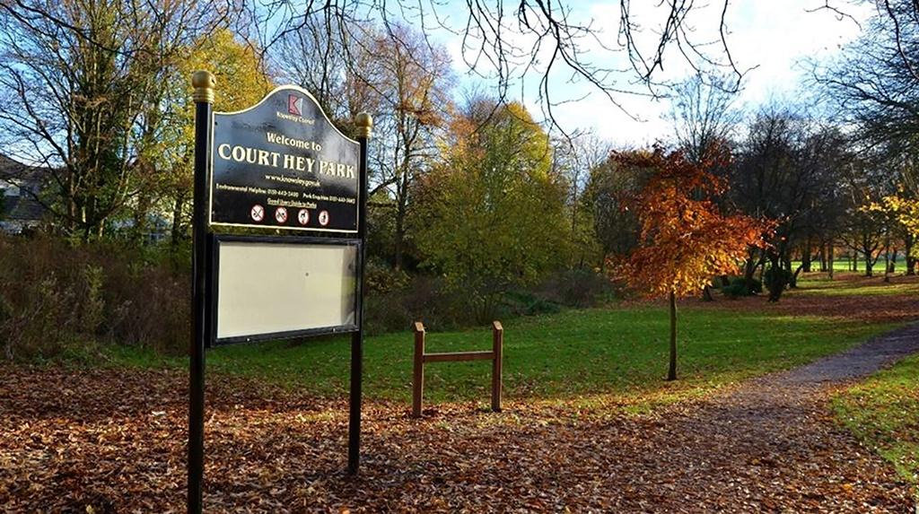 Court Hey Park, Huyton