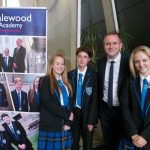 Halewood Academy are celebrating being rated Good by Ofsted
