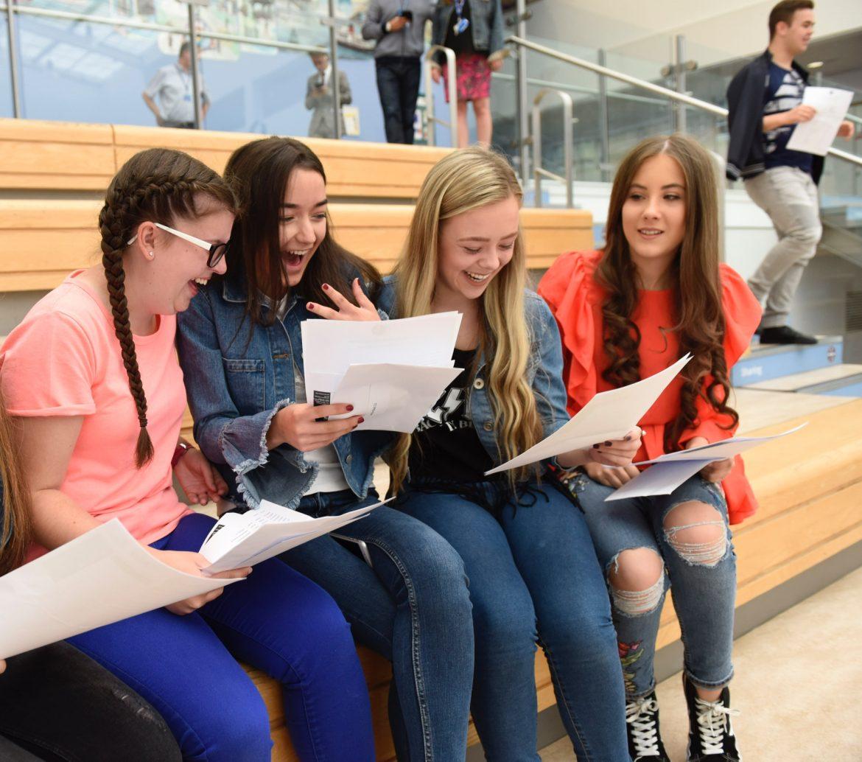 GCSE results at All Saints Catholic High School 2017