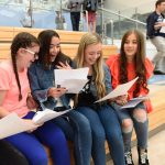 GCSE results at All Saints Catholic High School 2017