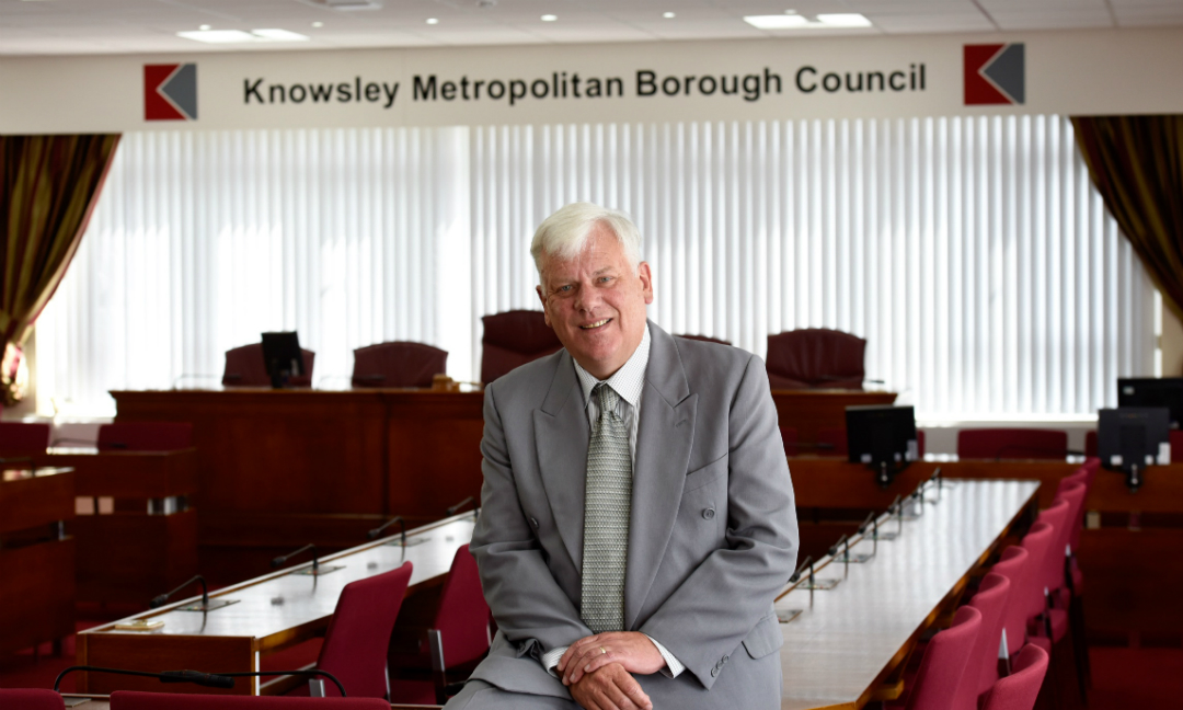 Cllr Graham Morgan