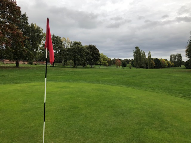 Bowring Park Golf Club in Huyton, which has been saved from closure by Knowsley Council