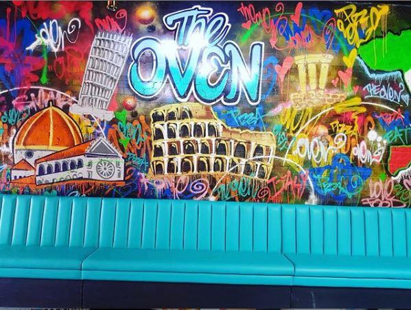 The Oven Pizzeria Prescot