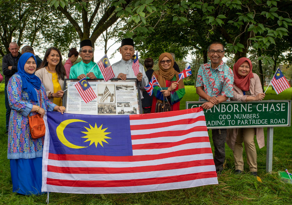 Malayan alumni visit site of former teacher training college in Kirkby