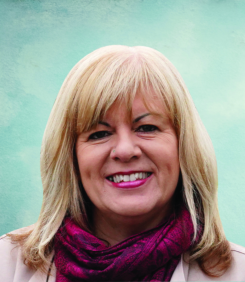 Cllr Shelley Powell, Knowsley Council's Cabinet member for Communities and Neighbourhoods