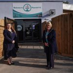 Official opening of Flourish