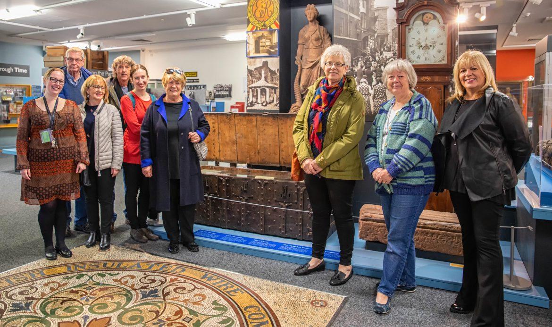Community Curators at Prescot Museum