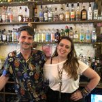 Peter Stewart and Claire Wilson, co-owners of Urbano Chiringuito in Prescot