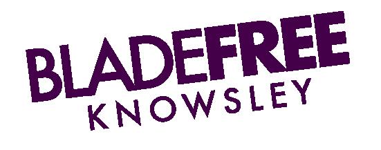 Bladefree Knowsley logo