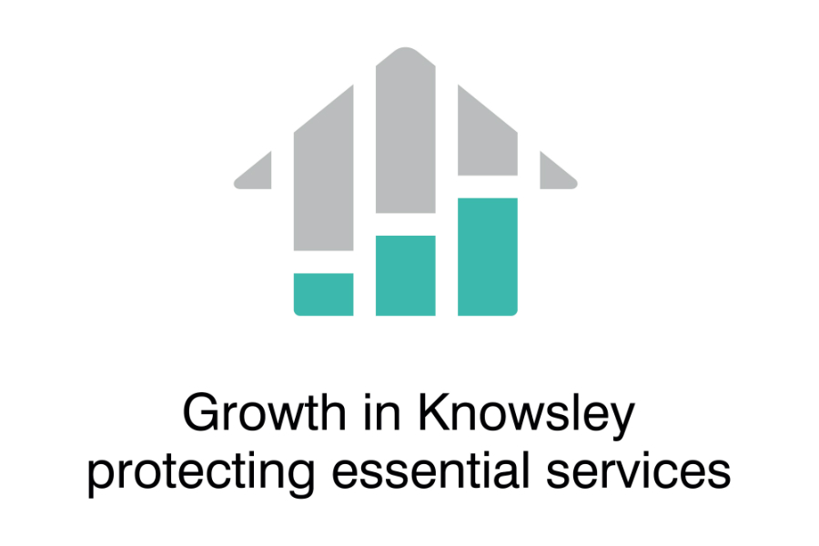 Growth in Knowsley protecting essential services