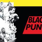 Black Punch exhibition artwork