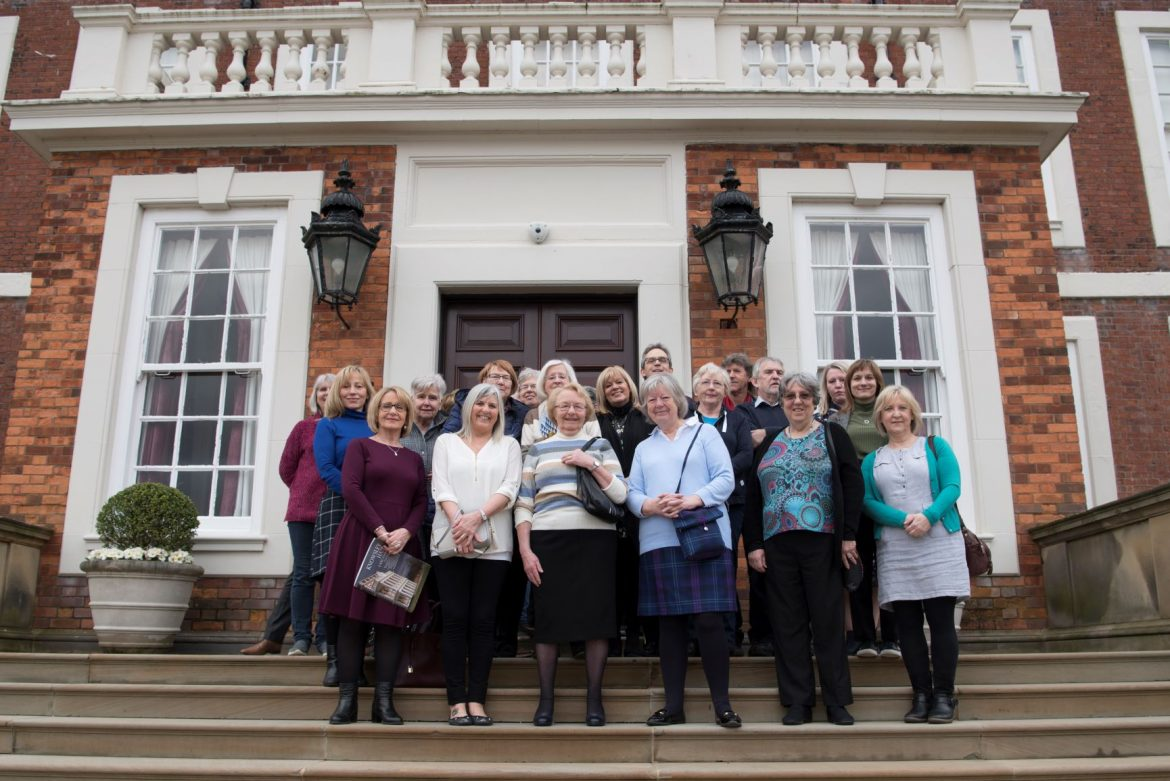 Community Curators at Knowsley Hall