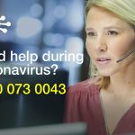 help during coronavirus from volunteer hub helpline