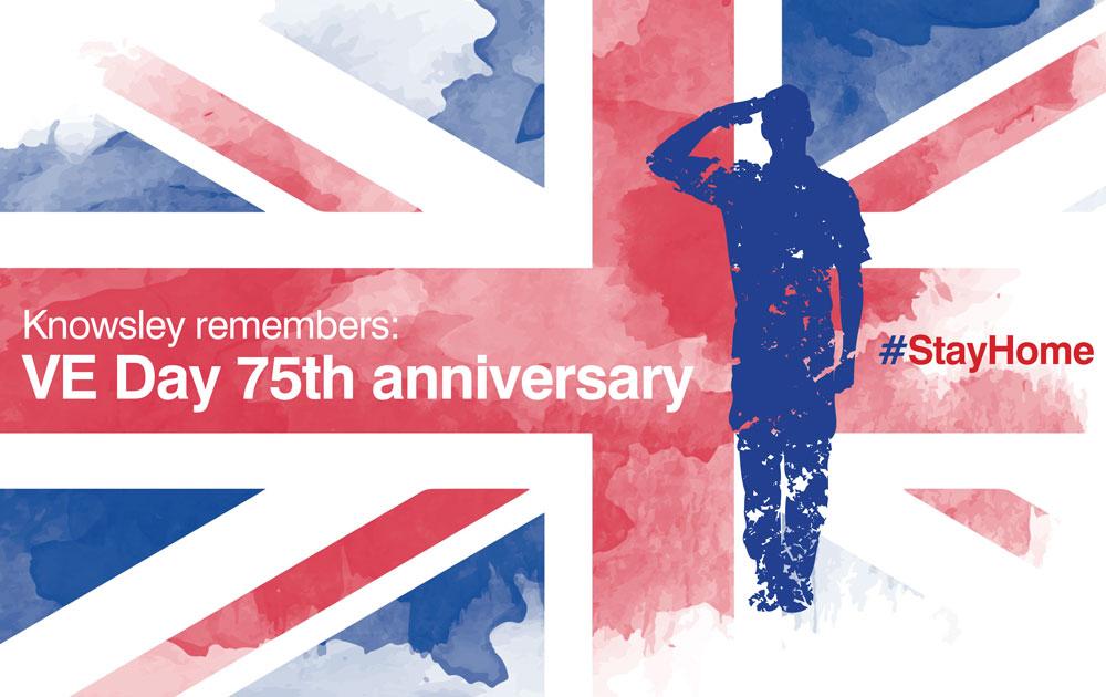Knowsley celebrates VE Day 75