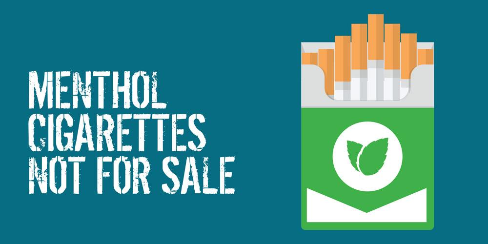 menthol cigarettes not for sale