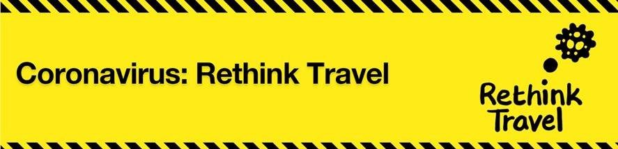 Rethink Travel branding