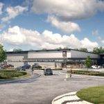 How the proposed Aldi on Huyton Lane would look