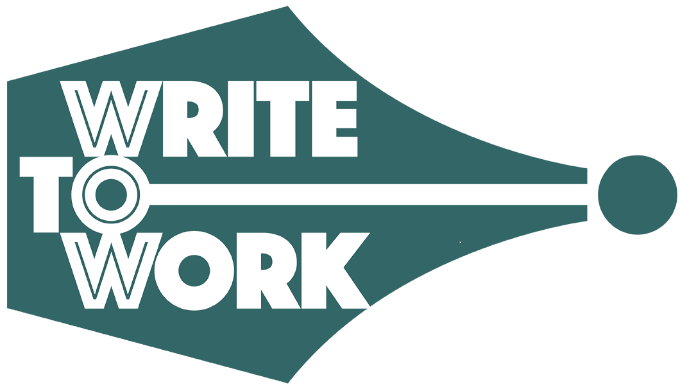 Write to Work logo