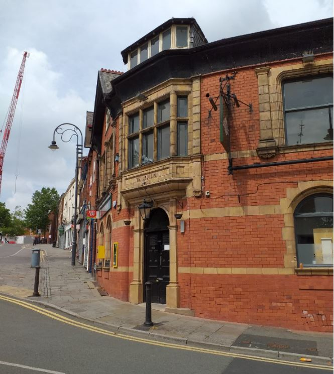 Red Lion, Prescot, will be restored as part of the Heritage Action Zone