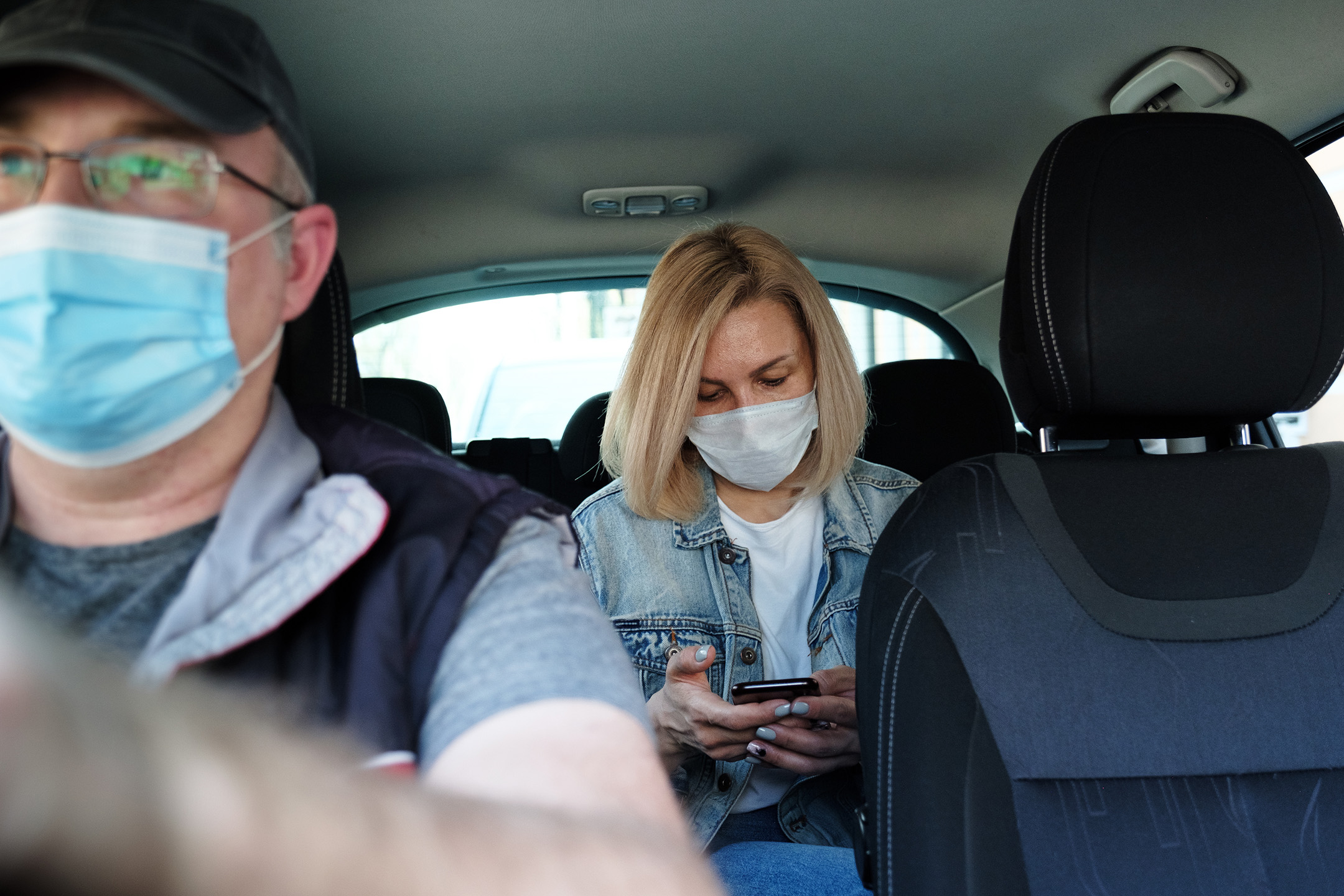 No Financial Support For Taxi Drivers During The Pandemic