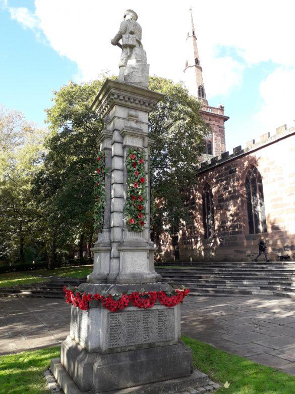War Memorial Prescot