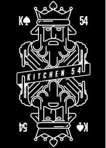Kitchen 54 logo