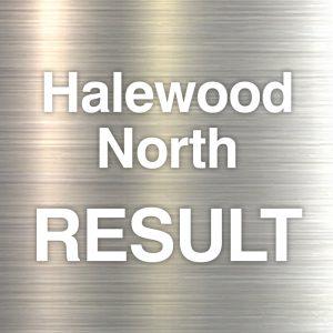 Halewood North result