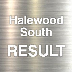 Halewood South result