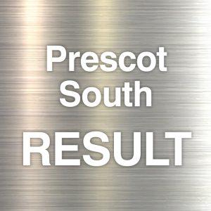 Prescot South result