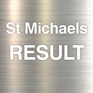 St Michaels result