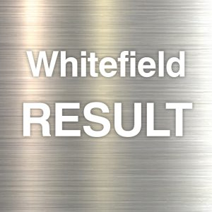Whitefield result